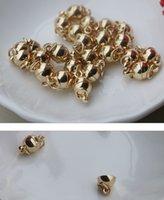 5pcs / lot 5-10mm 14kgf Magnete Chiusura di qualità Contenitore di colore Braccialetto fai da te, collana, cavigliera