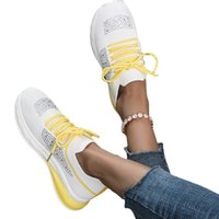2020 sale Women Tennis Shoes Breathable Air Mesh Athletic Sneakers Female Lightweight Flexible Trainers Chaussures Femme Black