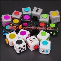Fidget مكعبات تململ لعبة حزمة للأطفال الكبار الإغاثة الإجهاد اللعب الحسية التوحد خاص احتياجات القلق