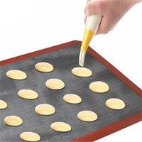 مثقب سيليكون حصيرة الخبز غير عصا الفرن بطانة ل كوكي / الخبز / المكرونة مطبخ خبز الملحقات zze5620