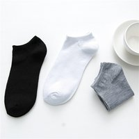 70 Combed cotton stockings socks children spring summer mesh breathable simple business men's thin candy color air conditioning wholesale