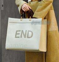 Designer F.Ícone Grandes olhos pequenos monstro moda sacos de alta qualidadeFf.Tote itália roma couro luxury mulheres senhora compras grkefh #
