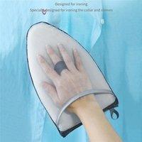 Ручной мини-гладильный прокладки в рукаве доски держатель термостойкая перчатка для одежды для одежды Паротеры железа стойка стойки одноразовые одноразовые перчатки