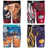 Pantaloni sportivi Designer Boxer Boys Boys Summer Uomo Intimo Swimwear Panties Briefs Beach Boxer Shorts Quick Dry Underpants GG41901