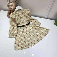 Mode Kind Mädchen Sommerkleid Baby Mädchen Boutique Kleidung Kleinkind Sets Weiße Spitze Kleidung Kind Designer Outfits 100-150 cm