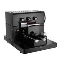 프린터 평면 서페이스에 정확한 인쇄를 위해 설계된 프린터 A4 UV 프린터 전화 케이스, 목재, 플라스틱