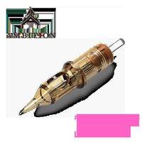 野心タトゥーカートリッジ針モジュール20ピースラウンドライナー#10 Bugpin(0.30mm)1RL 3RL 5RL 7RL 9RL 11RL 14RL 210608