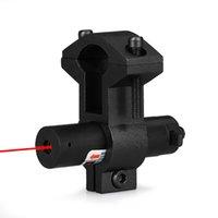 PPT 5MW مصغرة البصر الأحمر جهاز الليزر في الهواء الطلق الصيد مؤشر الليزر مع العالمي برميل l جبل محول CL20-0014