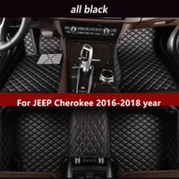 Suitable for JEEP Cherokee 2016-2018year customized non-slip non-toxic floor mat car