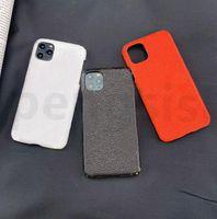 مصمم الأزياء الحالات الهاتف لآيفون 12 ميني 11 برو ماكس XS XR X 7 8 زائد سامسونج غالاكسي S20 S21 ملاحظة 20 الفاخرة حالة العلامة التجارية الإبداعية