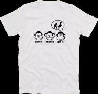 TRES Monos Sierra ITO Это Tengo это дзюдо дзюдо дзюдо дзюдо Йедоока lucha japón camiseta s-xxxl