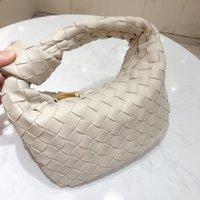 Bolsas de la noche de la forma de la nube de lujo con el embrague de la cadena gruesa de las mujeres de las mujeres de la bolsa de cuero genuino de la cuero del diseñador de los bolsos de los bolsos de los bolsos de la billetera