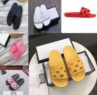 T139 Últimas zapatillas de cuero de alta calidad Moda Hombres y mujeres Sandalias Sandalias Zapatillas Alto Tacones Altos Zapatillas de deporte Moda Casual