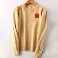 Maglione da uomo parigi felpa moda coppia amore girocollo pullover maglia a maglia di fondo pullover da ricamo