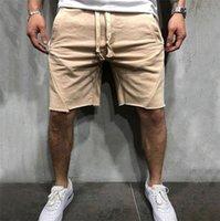 Herren Designer Sommer Kurzer Hosen Massive Farbe Gymlocker Laufen Kleidung Hip Hop Sport Eisure Joggers Jogginghose Herren Shorts