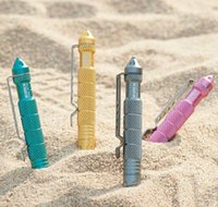EDC Outdoor Multifunctional Tactical Tool Business Writing Ballpoint Pen 5 Refills ATP92