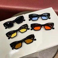 Luxury-top Z256 Man New Sunglasses Tom Qualtiy For Brand Erika Original Eyewear Ford Designer Fashion Sun Glasses With Box Woman Bi Uusnp