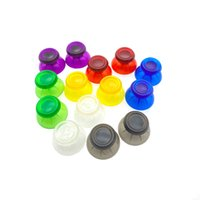 Gamepad color 3D Analog Thumbstick Rocker Joystick Cover Cap for Sony Playstation 5 PS5 Game Controller colorful Thumb stick DHL FEDEX EMS FAST SHIP