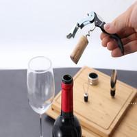 Bar Produkte Multifunktionsweinöffner Fünf-teiliges Set-Werkzeug Komfortable Flaschenöffner Stopfenausgießer FWF6697