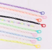 Minimalist Style Clear Flower Chain Eyeglass Lanyard Reading Glasses s Women Accessories Sunglasses Hold Stra jllEQh