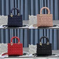 Lvlouis.TASCHEVittonLV Gitter Damen Handtaschen Designer Fünf Frauen Frosted Hohle Leder Umhängetasche Luxus Plaid Quality One Business HCXe