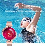 Fashionable Women Smart Watch Z38 Bluetooth Healthy Waterproof Heart Rate Blood Pressure Monitor Smartwatch Gift 2021