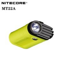 Flashlights Torches NITECORE MT22A 260 Lumens Powered By 2* Batteries Runtime 180 Hours Portable Camping Led Lantern