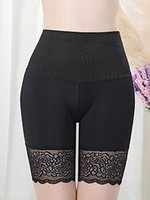 Treinador de cintura barriga de barriga shorts cintura alta cintura calcinha corporal shaper mulheres calças curtas sob saia bunda lifter boxer brief