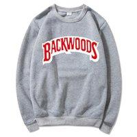 1102 Backwoods Hoodie Bireysel Kaya erkek T-Shirt Kazak Mektup Baskı Moda Rahat Kazak Kazak Uzun Kollu Erkek Hoodies