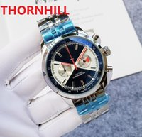 orologio u1 factory full functional mens watches 45mm 316L stainless steel black watch high 5ATM waterproof Wristwatch