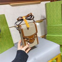 classic high quality designer luxury bag purse Horsebit 1955 small tote handbags ladies chain shoulder bags Crossbodys free ship