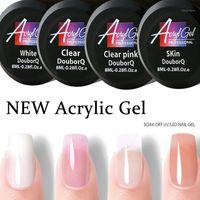 Gel Hard Finger Nail Extension UV LED Jelly Acrylic Builder Fast Dry SANA8891