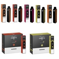 Ignite V15 Cigarettes électroniques jetables 1500 Pouffes de Vape Pen 5.1ml Pods pré-remplis Cartouches de 950mAh Vapeurs de batterie en gros