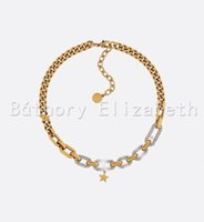 Bthory Elizabeth Fashion New Luxury Jewelry Set Classic Design Ladies Chain Necklaces Bracelets for Women Hot Accessories Gift