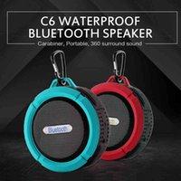 Portable Column Mini Speaker Waterproof Outdoor Shower Sound Box Wireless Car Subwoofe Loudspeaker For Phone Computer