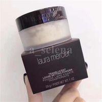 LM ماكياج فضفاض إعداد مسحوق للماء طويل الأمد ترطيب الوجه maquiagem شفافة مربع أسود 29g