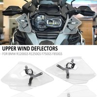 Motorcycle Windshield FOR R1200GS R1250GS LC F750GS F850GS Adventure Upper Turn Signal Wind Deflector Side Fairing Handguard