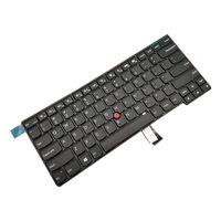 Clavier de remplacement pour Lenovo ThinkPad T440 T440P T440S T431S T450S T450S Ordinateur portable Aucun clavier de mise en page américain