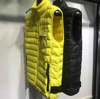 TopStoney 2020ss NE W نمط konng gonng سترة الخريف والشتاء سميكة صدرية أزياء العلامة التجارية عالية النسخة الرجال الملابس004