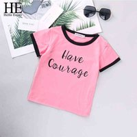 Shirts summer Boys Birthday letter Print T-shirts Children Gift Tshirt Present Family Outfit ZDSA