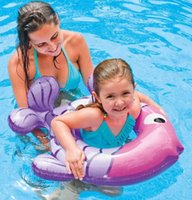 Fish figura nuoto anello moda bambino baby piscina galleggiamente tubi per bambini acqua materasso giocattolo giocattolo dei cartoni animati estate estate sport sedia spiaggia sedia aria galleggiante
