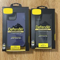 Brand Name Outter Defender Iphone Cases per 13 Pro Max 12Pro 11 XR XS 7 8 Plus Samsung S21 S20 Nota20 Hybrid Robot Armor ARMOR Antiurto impermeabile Resistente antigraffio