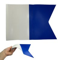 Pool & Accessories Waterproof PVC Scuba Diving Flag Inflatable Surface Marker Accessory