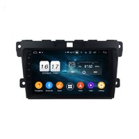 "4 GB + 128 GB 9 ""PX6 Android 10 Auto DVD Multimedia Head Unit Player für Mazda CX-7 2012-2014 DSP Radio GPS Navigation Bluetooth 5.0 WIFI"