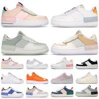 2021 air force 1 af1 shoes hommes femmes chaussures de course baskets à platform nike Arctic Punch Barely Green Kindness Day Orange baskets pour hommes sports de plein