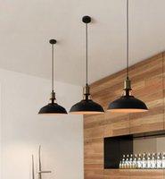 Adjustable retro pendant lamps loft vintage hanging lamp house ceiling lights lighting fixtures E27 PL25185