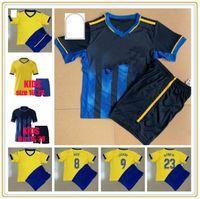 Camiseta de Cádiz Men + Kit Kits Fútbol Jersey Lozano Alex Bodiger Camisa de Fútbol Cádiz CF A.PEREA I.ALEJO FALI JUAN CALA Uniformes