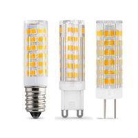 Ampuller G4 LED Lamba G9 Ampul Işık E14 Mısır AC220V SMD2835 5 W 7 W 9 W 12 W 15 W Spot 360 Derece Avize için Işıklar