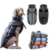 Big dog warm winter clothing, pet dog coat, harness jacket, French Bulldog, Wilma