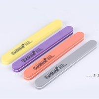 Newold Cobbler Personalizzato Nail Tools Sponge File Color Nail Strispes Polacco Strips Logo Personalizzazione e Nuovo EWF5585 all'ingrosso
